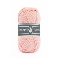 Durable Cosy, poeder roze, 210