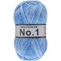 multicolor no.1 licht blauw 906