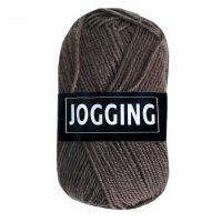 jogging 050 effen bruin wol