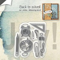 back to school van joy snijmal