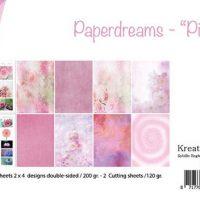 papierset Bille Design Paperdreams Pink van joy