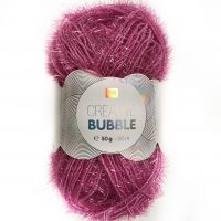 creative bubble fuchsia van rico design