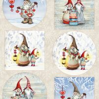 Hetty's winter gnomes van marianne design