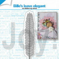 Bille's bladeren elegant van joy crafts